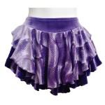 Hirondelle Purple, Back