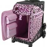 Pink Leopard Inside