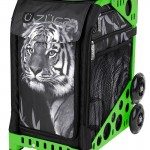 Tiger Green Frame
