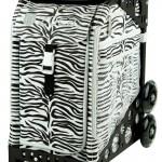 Zebra Black Frame