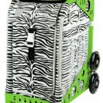 Zebra Green Frame