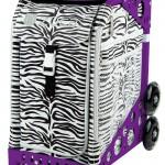 Zebra Purple Frame