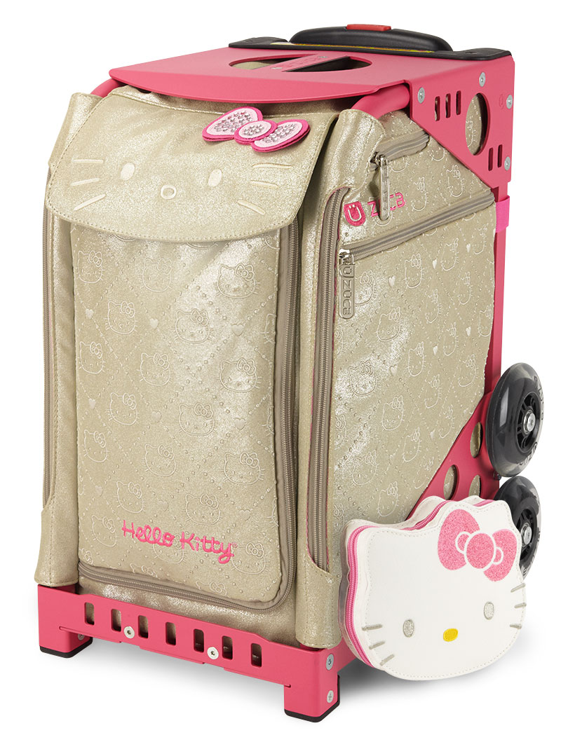 Zuca Set Hello Kitty Good As Gold Se Insert Amp Mini