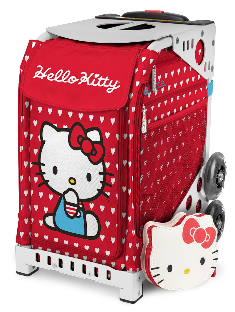 Zuca Set Hello Kitty Labor Of Love Insert Amp Mini Pouch