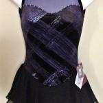 38.1 Classy, Black Purple 114161