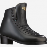 Edmonton Classic Black Smooth Leather